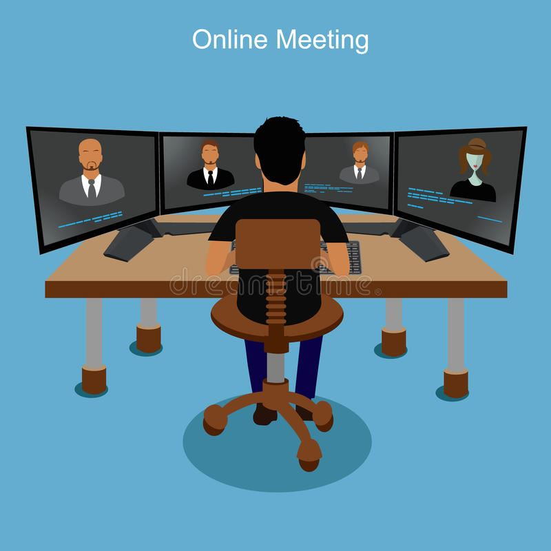 online-meeting-concept-business-conference-vector-illustration-video-65510314